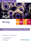 Image for AQA AS/A2 biology.: (Investigative and practical skills in biology) : Units 3 and 6,