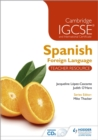 Image for Cambridge IGCSE and International Certificate Spanish foreign language Teacher Resource & Audio: Teacher resource : Teacher Resource