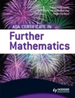 Image for AQA certificate further mathematics