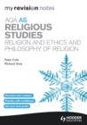Image for AQA AS religious studies.: (Religion and ethics and philosophy of religion)
