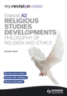 Image for Edexcel A2 religious studies.: (Philosophy of religion and ethics)