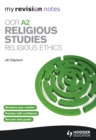 Image for OCR A2 religious studies.: (Religious ethics)