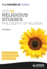 Image for Philosophy of religion