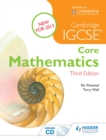 Image for IGCSE core mathematics