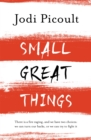 Image for Small great things