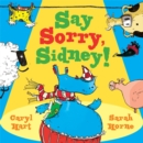 Image for Say sorry Sidney