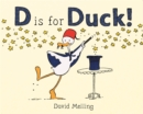 Image for D is for duck!
