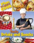 Image for Tasty drinks and snacks
