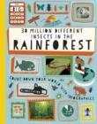 Image for 30 million different insects in the rainforest : 2