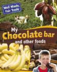 Image for My chocolate bar and other food