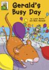 Image for Gerald's busy day