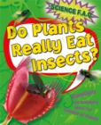 Image for Do plants really eat insects?