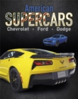 Image for American supercars  : Dodge, Chevrolet, Ford