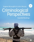 Image for Criminological perspectives