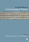 Image for The SAGE handbook of criminological theory