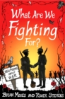 Image for What are we fighting for?  : new poems about war