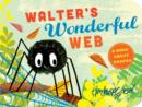 Image for Walter's wonderful web  : a book about shapes