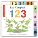 Image for 123  : a rhyming numbers book