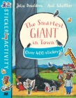 Image for The Smartest Giant in Town Sticker Book