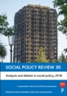 Image for Social policy review.: (Analysis and debate in social policy, 2018) : 30,
