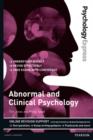Image for Abnormal and clinical psychology