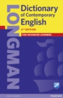 Image for Longman Dictionary of Contemporary English 6 Cased and Online