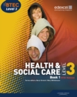 Image for Health & social care, BTEC National level 3. : Book 1