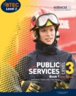 Image for Public services: Level 3, BTEC National. : Book 1