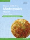 Image for Edexcel GCSE (9-1) mathematics: Student book : Higher Student Book