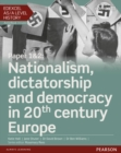 Image for Paper 1 & 2 - Nationalism, dictatorship and democracy in 20th century