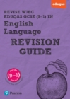 Image for Revise WJEC GCSE in English language: Revision guide :