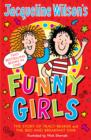 Image for Jacqueline Wilson's funny girls
