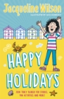Image for Jacqueline Wilson's happy holidays