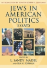 Image for Jews in American politics: essays