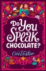 Image for Do you speak chocolate?