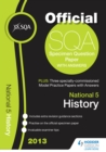 Image for SQA Specimen Paper 2013 National 5 History and Model Papers.
