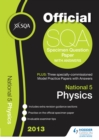 Image for National 5 physics and model papers.