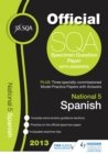 Image for SQA Specimen Paper 2013 National 5 Spanish and Model Papers.