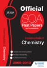 Image for SQA Past Papers 2013 Intermediate 2 Chemistry.