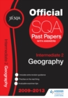 Image for SQA Past Papers 2013 Intermediate 2 Geography.