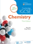 Image for Cambridge IGCSE Chemistry 3rd Edition plus CD