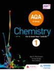Image for AQA chemistry.: (Student book) : Year 1.