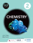 Image for OCR A level chemistry.: (Student book) : Year 2.