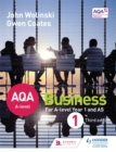 Image for AQA A level business 1