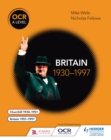 Image for OCR A level history.: (Britain 1930-1997)