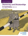 Image for Democracy and dictatorship in Germany, 1919-63