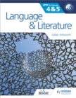 Image for English language and literature for the IB MP 4&5  : by concept