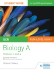 Image for OCR biology A.: biodiversity, evolution and disease (Exchange and transport) : Student guide 2,
