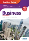 Image for Cambridge international AS/A level business.: (Revision guide)