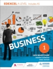 Image for Edexcel business  : A level, year 1